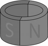 Неодимовые магниты с диаметральной намагниченностью