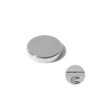 Неодимовый магнит (диск) D 10-3