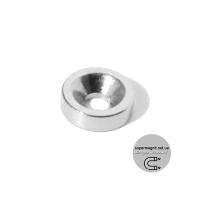 Ø D10 -7/3,5-h3 магнит потай кольцо S