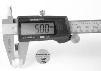 Кольца Ø D20 - 5 х H5 mm