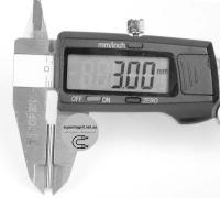Магниты стержнь D 3х25