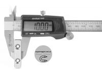 40 -10- 7/3,5-h5 магнит потай (2 отвер)