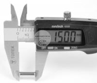 Магниты стержн (6-15 мм)