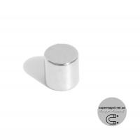 Неодимовый магнит (диск) D7-7