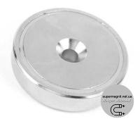Магнит в метал. корпусе A60 (под потай)