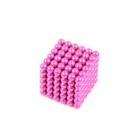 Неокуб  розового цвета