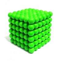 Зеленый неокуб  (светящийся)