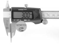 Магниты в виде стержня D (3х40 мм) DN