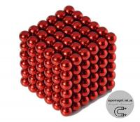 Неокуб красного цвета