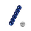 Магнит шар D 5мм (комплект 6шт)  синий