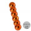 Магнит шар D 5мм (комплект 6шт) оранжевый